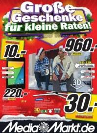MediaMarkt Elektronik Angebote Dezember 2013 KW50
