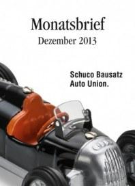 Manufactum Monatsbrief Dezember 2013 KW48