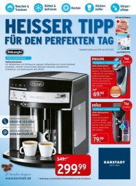 KARSTADT Elektro - Heisser Tipp für den perfekten Tag Dezember 2013 KW50