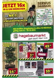 hagebaumarkt Knüller Angebote Dezember 2013 KW50