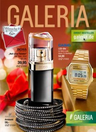 Galeria Kaufhof Wünsche werden wahr Dezember 2013 KW50