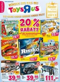 Toys'R'us Wünsch Dir was Dezember 2013 KW50 1