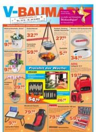 V-Baumarkt Aktuelle Angebote Dezember 2013 KW50 1