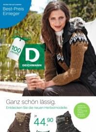 Deichmann Ganz schön lässig Dezember 2013 KW50