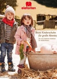 Deichmann Beste Kinderschuhe für große Abenteuer Dezember 2013 KW50