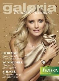 Galeria Kaufhof Beautymagazin 20130129 Dezember 2013 KW50
