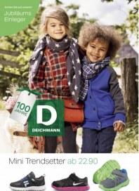 Deichmann Mini Trendsetter ab 22.90 Dezember 2013 KW50
