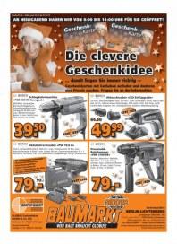 Globus Baumarkt Haupflyer Dezember 2013 KW51 2