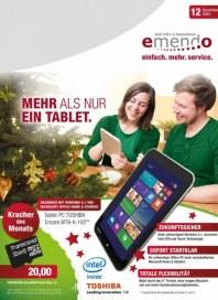Emendo Aktuelle Angebote Dezember 2013 KW48