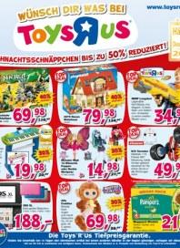Toys'R'us Weihnachtsschnäppchen Dezember 2013 KW51