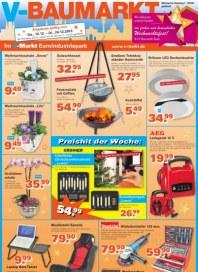 V-Baumarkt Aktuelle Angebote Dezember 2013 KW51 2