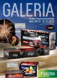Galeria Kaufhof Silvester 20130129 Dezember 2013 KW51