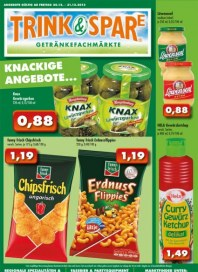 Trink und Spare Knackige Angebote Dezember 2013 KW52