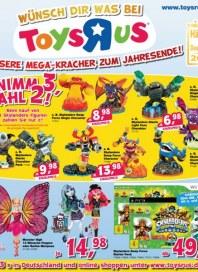Toys'R'us Unsere Mega-Kracher zum Jahresende Dezember 2013 KW52