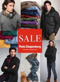 Peek & Cloppenburg Wintersale Dezember 2013 KW52