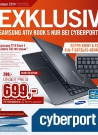 Cyberport Exklusiv Januar 2014 KW01