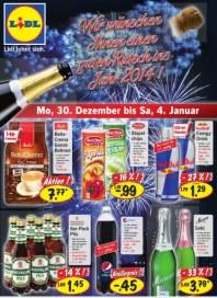 Lidl Lebensmittel Angebote Dezember 2013 KW01 5