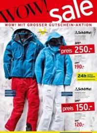 KARSTADT Karstadt sports - Wow! - sale Dezember 2013 KW52