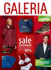 Galeria Kaufhof Sale Mode 20130129 Dezember 2013 KW01