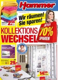 Hammer Kollektionswechsel Dezember 2013 KW01
