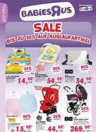 Toys'R'us Sale Januar 2014 KW01