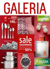 Galeria Kaufhof Sale Januar 2014 KW01