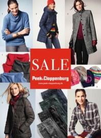 Peek & Cloppenburg Wintersale Januar 2014 KW01