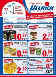 Ullrich Verbrauchermarkt Knüller Januar 2014 KW01