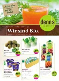 Denn's Biomarkt Aktuelle Angebote Januar 2014 KW01