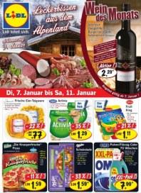Lidl Lebensmittel Angebote Januar 2014 KW02