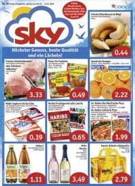 SKY-Verbrauchermarkt Angebote Januar 2014 KW02