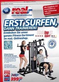 real,- Erst surfen, dann trainieren Januar 2014 KW02
