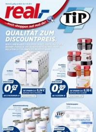 real,- Qualität zum Discountpreis Januar 2014 KW02