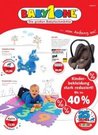 BabyOne BabyOne Angebote 20.12 - 14.01.2014 Dezember 2013 KW51