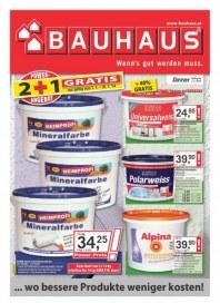 Bauhaus Bauhaus Angebote 07.01 - 01.02.2014 Januar 2014 KW02