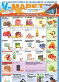 V-Markt Montagsangebote Januar 2014 KW02
