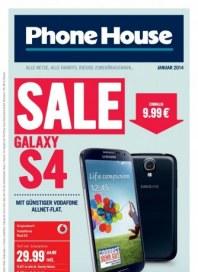 Phone House Smartphone Angebote Dezember 2013 KW52
