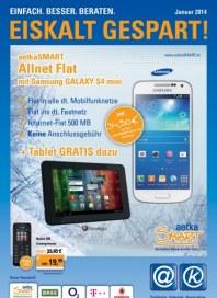 Aetka Telefonie. Internet. Navigation. EISKALT GESPART Januar 2014 KW01