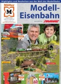 Müller Highlights und Neuheiten aus der Welt der Modellbahn Oktober 2013 KW44