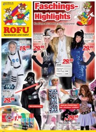 Rofu Kinderland Faschings-Highlights Januar 2014 KW03