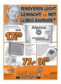 Globus Baumarkt Baumarkt Angebote Januar 2014 KW03 1