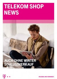 Telekom Shop Telekom Shop News Januar 2014 KW02