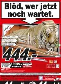 MediaMarkt Blöd, wer jetzt noch wartet Januar 2014 KW02 3