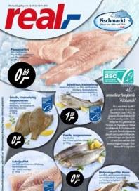 real,- Sonderbeilage - Fisch Januar 2014 KW03 1
