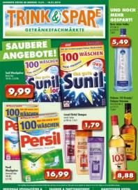 Trink und Spare Saubere Angebote Januar 2014 KW03 1