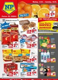 NP-Discount Aktueller Wochenflyer Januar 2014 KW03 1