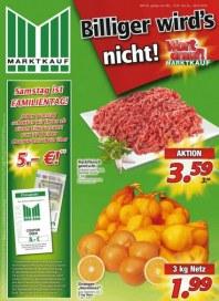 Marktkauf Lebensmittel Angebote Januar 2014 KW03