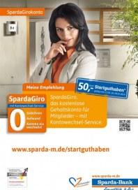 Sparda-Bank München eG Meine Empfehlung Januar 2014 KW02