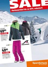 SportScheck SALE Januar 2014 KW02