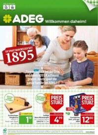 ADEG Adeg Angebote 13.01 - 18.01.2014 Januar 2014 KW03